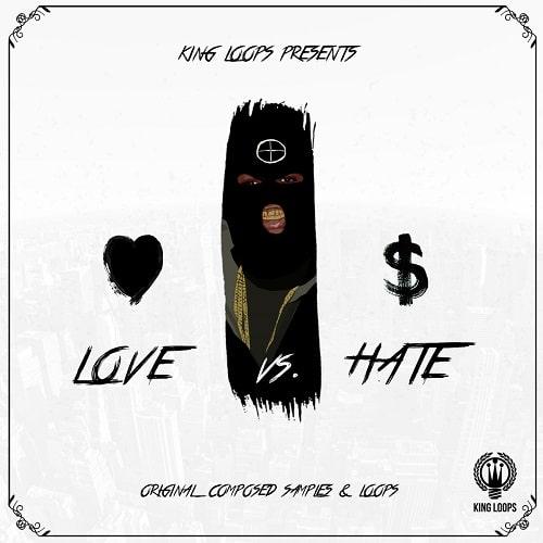 King Loops Love Vs Hate Sample Pack