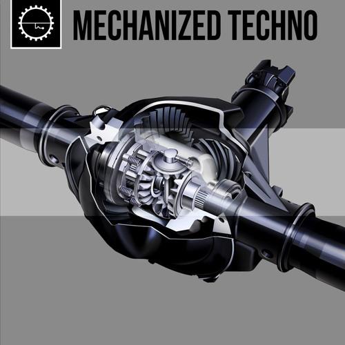Mechanized Techno Sample Pack WAV