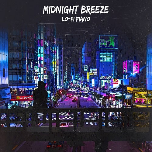 Midnight Breeze: Lo-Fi Piano Sample Pack WAV