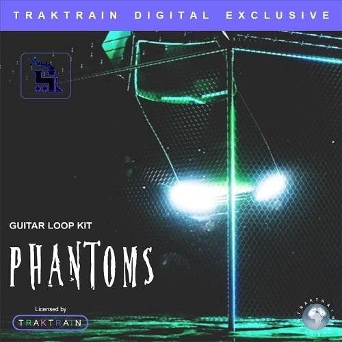 Traktrain Phantoms Guitar Loop Kit by Kaspa WAV