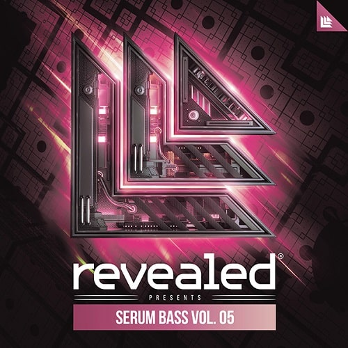 Revealed Serum Bass Vol. 5