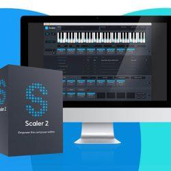 Scaler 2 v2.3.1 VST2 VST3 AAX [WIN & MAC]