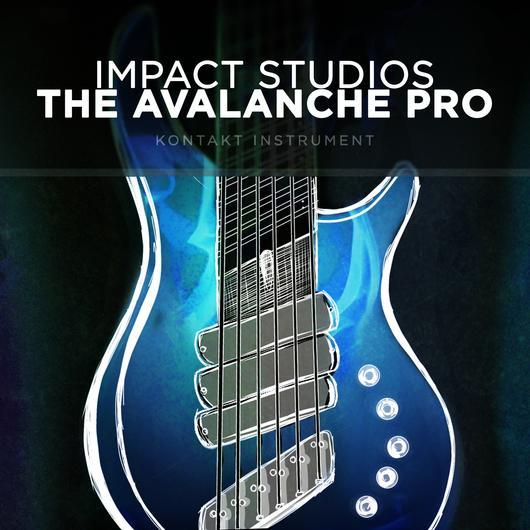 Impact Studios - The Avalanche Bass KONTAKT