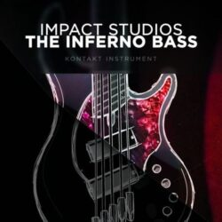 Impact Studios The inferno Bass [Kontakt Library]