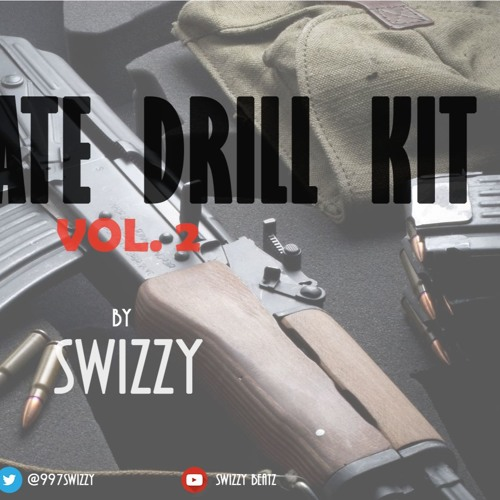 Swizzy Beatz Ultimate Drill Kit Vol.2