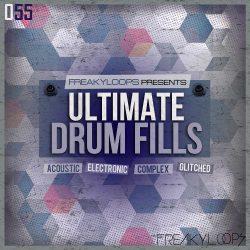FL055 Ultimate Drum Fills Sample Pack WAC