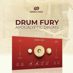Sample Logic DRUM FURY: Apocalyptic Drums KONTAKT