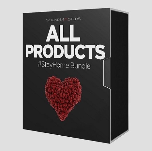 Soundmasters All Products #StayHome Bundle MULTIFORMAT