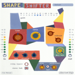 ShapeShifter v1.1 VST3 AU AAX (WIN & macOS)