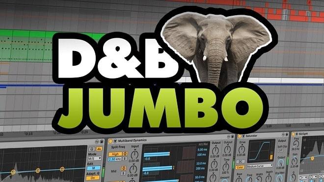Drum & Bass Jumbo Sample Pack MULTIFORMAT