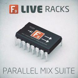 F9 Audio LIVE RACKS : Parallel Suite