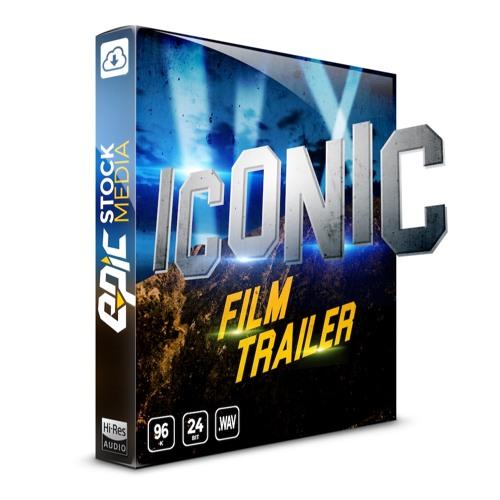 Epic Stock Media Iconic Film Trailer WAV