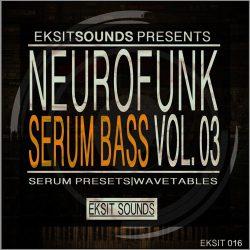 Eksit Sounds Neurofunk Serum Bass Vol.3