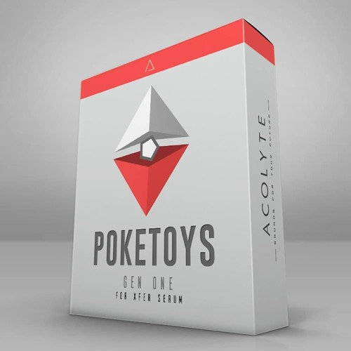 Acolyte PokeToys Sample Pack WAV PRESETS