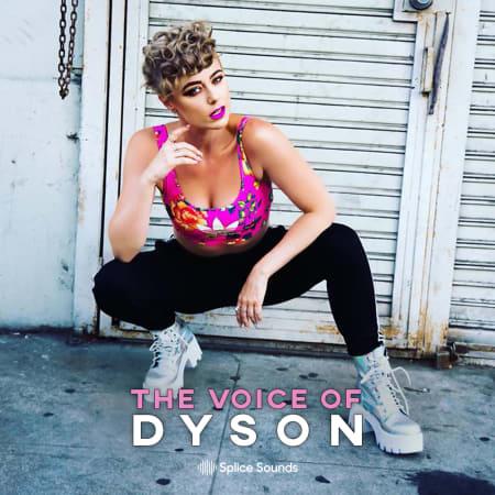 Splice The Voice of DYSON WAV