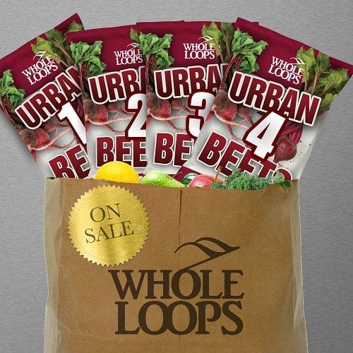 Whole loops Urban Beets Bundle KONTAKT