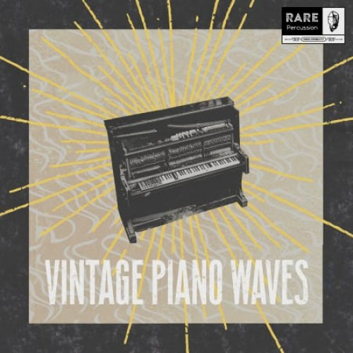 RARE Percussion Vintage Piano Waves WAV