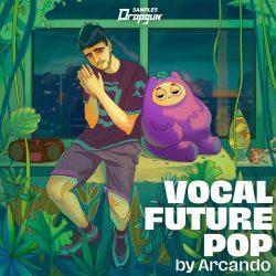 Dropgun Samples Vocal Future Pop by Arcando Sample Pack