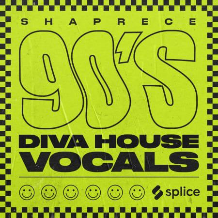 Splice Originals 90's Diva House Vocals with Shaprece WAV