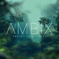 Ambix - Ambient Tools & Foley Sample Pack WAV