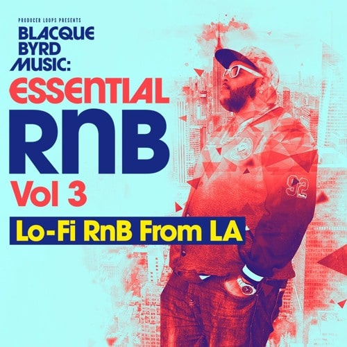 Producer Loops Blacque Byrd Music: Essential RnB Vol.3 WAV