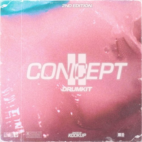 "KOOKUP ""Concept"" Drumkit [ 2nd Edition ]"
