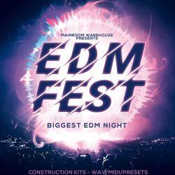 EDM Fest WAV MIDI PRESETS