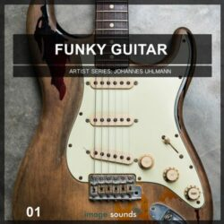 Image Sounds Funky Guitar Vol.1 WAV