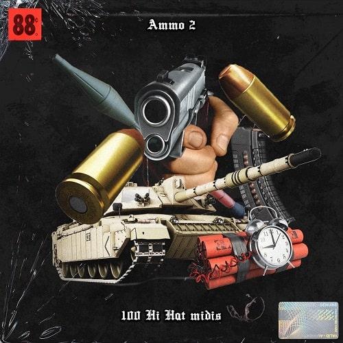 ProdbyJack Ammo Hi Hat Midi Kit Vol 2