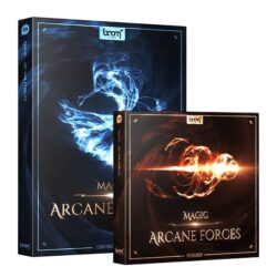 Boom Library MAGIC – MAGIC - Arcane Forces Bundle WAV