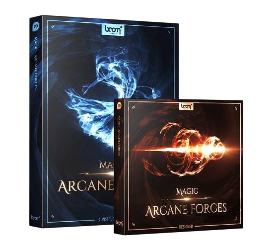 Boom Library MAGIC – MAGIC - Arcane Forces Bundle WAV