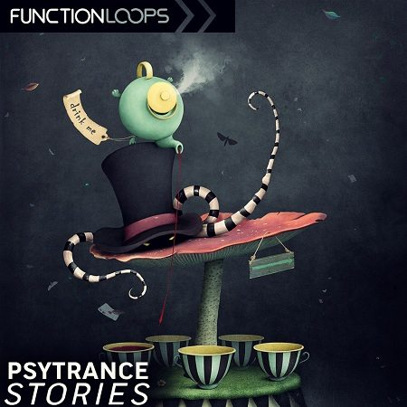 Psytrance Stories Sample Pack WAV MIDI PRESETS