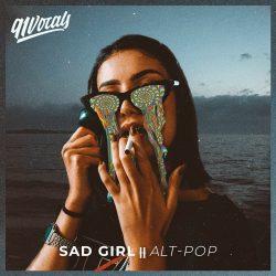 91 Vocals Sad Girl: Alt Pop WAV