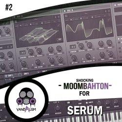 Shocking Moombahton Vol.2 For Xfer Serum