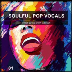 Image Sounds Soulful Pop Vocals Vol.1 WAV