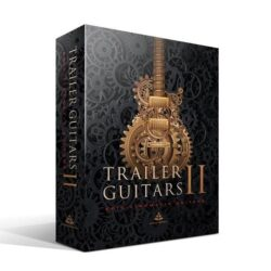 Trailer Guitars 2 v1.1 Kontakt Library