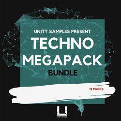 Unity Samples Presents TECHNO MEGAPACK WAV