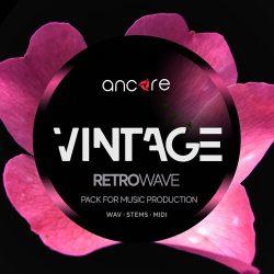 Ancore Sounds VINTAGE Retrowave Producer Pack