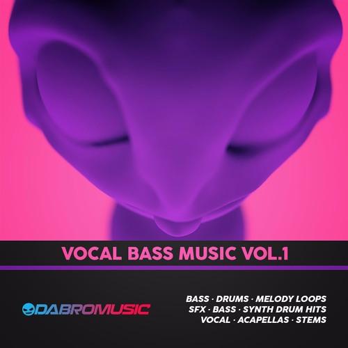 DABRO Music Vocal Bass Music WAV