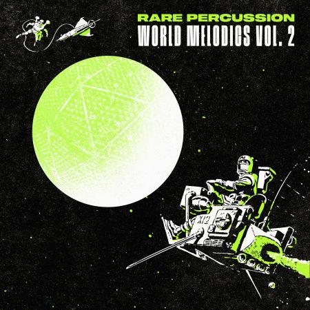 RARE Percussion World Melodics Vol.2 WAV