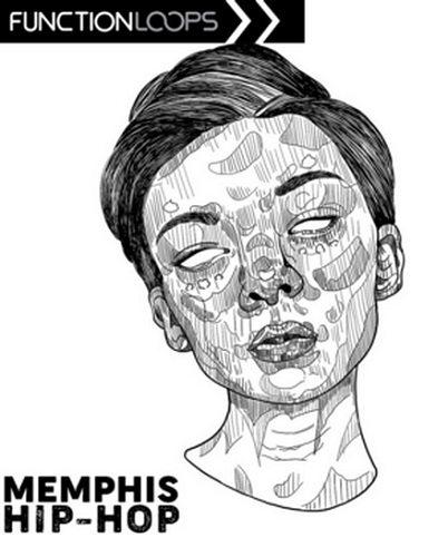 Memphis Hip-Hop Sample Pack WAV MIDI