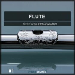 Image Sounds Presents Flute Vol.1 WAV