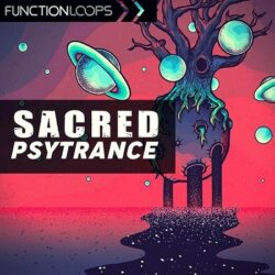 Sacred Psytrance Sample Pack WAV
