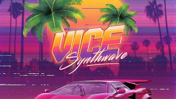 Vice - Synthwave Sample Pack WAV