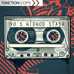 90s Hip Hop Stash WAV MIDI