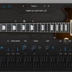 Ample Guitar LP v3.2 [WIN & MACOSX]