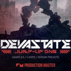 Production Master Devastate (Jump Up Drum N Bass) WAV