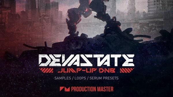 Devastate - Jump Up Drum N Bass Sample Pack & Presets