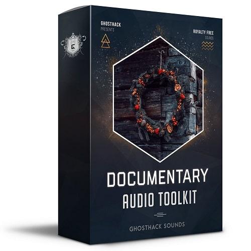 Ghosthack Sounds Documentary Audio Toolkit WAV MIDI