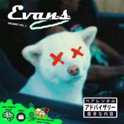 EVANS Drum Kit Vol.1 (2020) WAV
